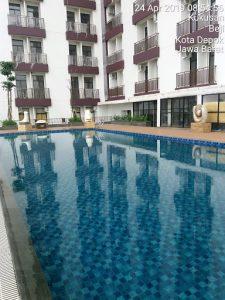 Jasa Perawatan Kolam Renang Apartement murah dan berkualitas oleh dukopool